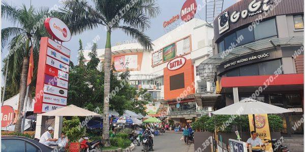 Cao ốc cho thuê văn phòng tòa nhà Satra Phạm Hùng, Huyện Bình Chánh, TPHCM - vlook.vn
