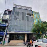 Cao ốc cho thuê văn phòng tòa nhà Thăng Long Real Building, Nguyễn Gia Trí, Quận Bình Thạnh, TPHCM - vlook.vn
