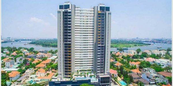 Cao ốc cho thuê văn phòng tòa nhà The Marq, Nguyễn Đình Chiểu, Quận 1, TPHCM - vlook.vn