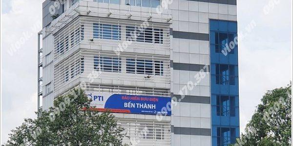 Cao ốc cho thuê văn phòng Tòa nhà Gas Petrolimex, Điện Biên Phủ, Quận Bình Thạnh, TPHCM - vlook.vn
