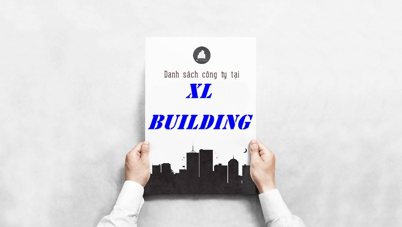Danh sách công ty thuê văn phòng tại tòa nhà XL Building, Quận 2