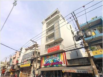 Cao ốc văn phòng cho thuê tòa nhà Deli Office Bình Thới, Phường 11, Quận 11, TPHCM - vlook.vn