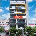 Cao ốc văn phòng cho thuê tòa nhà G8 Building Nguyễn Hữu Cảnh, Quận Bình Thạnh, TPHCM - vlook.vn
