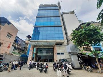 Cao ốc văn phòng cho thuê tòa nhà Halo Building Đoàn Văn Bơ, Quận 4, TPHCM - vlook.vn