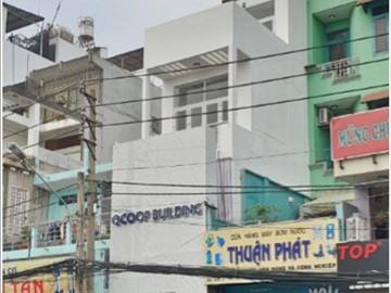 Cao ốc cho thuê văn phòng QCoop Building, Lý Thường Kiệt, Quận Tân Bình - vlook.vn