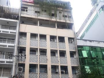Cao ốc văn phòng cho thuê Tòa nhà 71 - 73 - 75 Hai Bà Trưng, Quận 1, TPHCM - vlook.vn