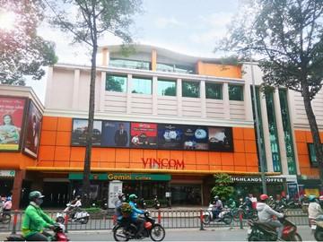 Cao ốc văn phòng cho thuê tòa nhà Vincom Plaza Ba Tháng Hai, Quận 10, TPHCM - vlook.vn