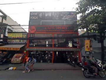 Cao ốc cho thuê văn phòng tòa nhà Building 123 Bùi Đình Túy, Quận Bình Thạnh, TPHCM - vlook.vn