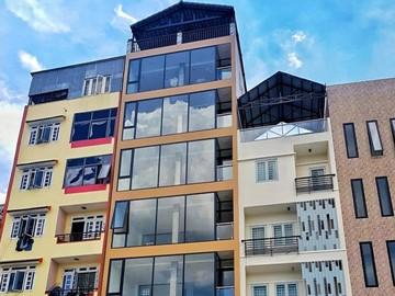 Cao ốc văn phòng cho thuê tòa nhà Cao ốc 165 đường D5, Quận Bình Thạnh, TPHCM - vlook.vn