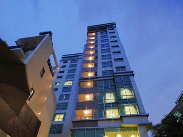 Cao ốc văn phòng cho thuê tòa nhà Saigon View Residences, Nguyễn Cửu Vân, Quận Bình Thạnh, TPHCM - vlook.vn