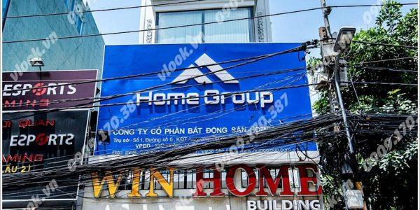 Cao ốc văn phòng cho thuê tòa nhà Win Home 13C Trần Não, Quận 2, TPHCM - vlook.vn