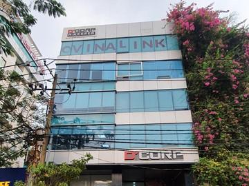 Cao ốc cho thuê văn phòng tòa nhà Dcorp Building, Trần Nhật Duật, Quận 1, TPHCM - vlook.vn