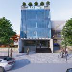 Cao ốc văn phòng cho thuê tòa nhà Alex Tower, Đường số 7A, Phường An Phú, Quận 2, TPHCM - vlook.vn