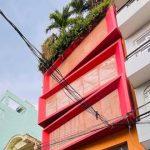Cao ốc văn phòng cho thuê tòa nhà Axys Building, Đường C1, Quận Tân Bình, TPHCM - vlook.vn
