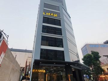 Cao ốc văn phòng cho thuê tòa nhà Cao ốc văn phòng 92 CMT8, Cách Mạng Tháng Tám, Quận 3, TPHCM - vlook.vn