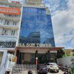 Cao ốc văn phòng cho thuê tòa nhà Hà Sơn Tower, Nguyễn Văn Đậu, Quận Bình Thạnh, TPHCM - vlook.vn
