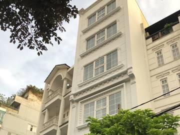 Cao ốc văn phòng cho thuê tòa nhà Halo Building Đinh Công Tráng, Quận 1 - vlook.vn