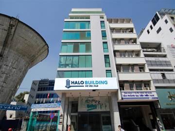 Cao ốc văn phòng cho thuê Tòa nhà Văn phòng Halo Building Hồ Văn Huê, Quận Phú Nhuận, TP.HCM - vlook.vn