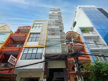 Cao ốc văn phòng cho thuê tòa nhà Halo Building Hoàng Diệu, Phường 12, Quận 4, TPHCM - vlook.vn