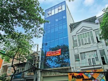 Cao ốc văn phòng cho thuê Tòa nhà Văn phòng Halo Building Núi Thành, Quận Tân Bình, TP.HCM - vlook.vn