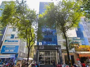 Cao ốc văn phòng cho thuê Tòa nhà Văn phòng Halo Building Võ Văn Tần, Quận 3, TP.HCM - vlook.vn