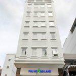 Cao ốc văn phòng cho thuê tòa nhà Sabay Hồ Xuân Hương, Quận 3 - vlook.vn