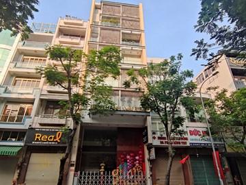 Cao ốc văn phòng cho thuê tòa nhà Saigon Tourist Calmette, Quận 1, TPHCM - vlook.vn