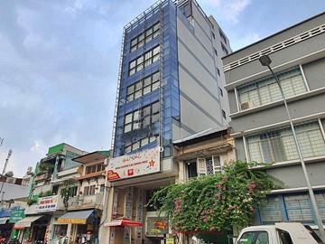 Cao ốc cho thuê văn phòng Tòa nhà 105-107 Cô Giang, Quận 1 - vlook.vn