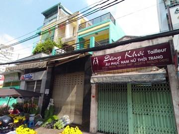 Cao ốc văn phòng cho thuê Tòa nhà 226 Cống Quỳnh, Quận 1, TPHCM - vlook.vn