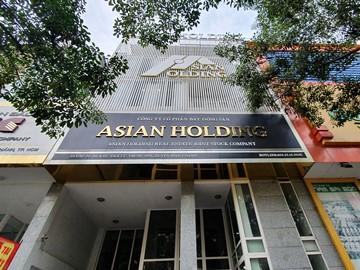 Cao ốc văn phòng cho thuê Tòa nhà Asian Holding, Đường số 9A, Huyện Bình Chánh - vlook.vn