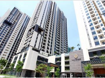 Cao ốc văn phòng cho thuê Tòa nhà Văn phòng Tòa nhà Jasmine 1, Ba Tháng Hai, Quận 10, TP.HCM - vlook.vn