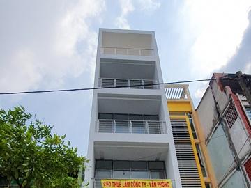 Cao ốc văn phòng cho thuê Tòa nhà số 9 Nguyễn Văn Giai, Phường Đa Kao, Quận 1, TP.HCM - vlook.vn