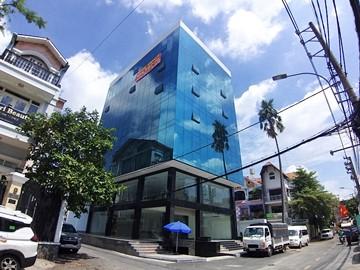 Tòa nhà văn phòng cho thuê Cao ốc 11-13 Nguyễn Huy Tưởng, Quận Bình Thạnh, TPHCM - vlook.vn