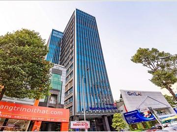 Cao ốc văn phòng cho thuê tòa nhà HM Town, Quận 3, TP.HCM - vlook.vn