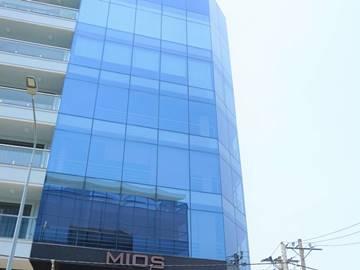 Cao ốc văn phòng cho thuê Mios Building, Hoàng Hoa Thám, Quận Bình Thạnh, TP.HCM - vlook.vn