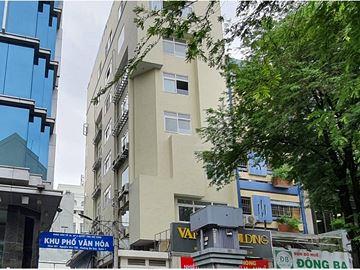 Cao ốc văn phòng cho thuê tòa nhà TSA Building Nguyễn Văn Thủ, Quận 1 - vlook.vn