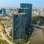 Cao ốc văn phòng cho thuê tòa nhà Vinhomes Golden River, Tôn Đức Thắng, Quận 1, TP.HCM - vlook.vn