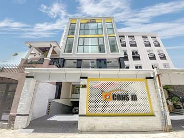 Cao ốc văn phòng cho thuê toà nhà Bcons Tower III, Nguyễn Văn Thương, Quận Bình Thạnh, TPHCM - vlook.vn