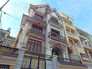 Cao ốc văn phòng cho thuê toà nhà CIC Building Huỳnh Lan Khanh, Quận Tân Bình, TPHCM - vlook.vn