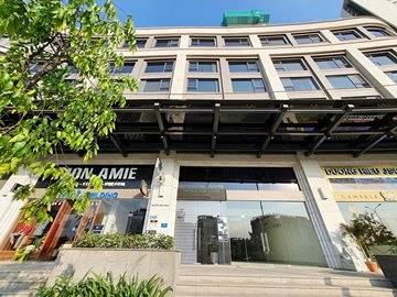 Cao ốc văn phòng cho thuê toà nhà Gia Kỳ Building, Nguyễn Hữu Cảnh, Quận Bình Thạnh - vlook.vn