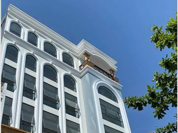 Cao ốc văn phòng cho thuê toà nhà Gic Building Nguyễn Cửu Vân 2, Quận Bình Thạnh - vlook.vn