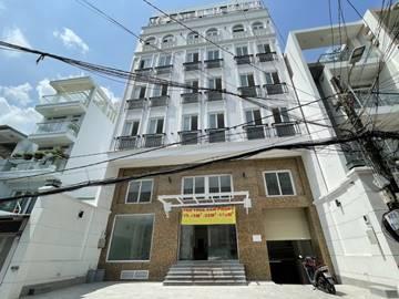 Cao ốc văn phòng cho thuê toà nhà Luxhome Building, Tân Cảng, Quận Bình Thạnh, TPHCM - vlook.vn