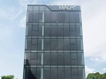 Cao ốc văn phòng cho thuê toà nhà Mach Office, Ung Văn Khiêm, Quận Bình Thạnh - vlook.vn
