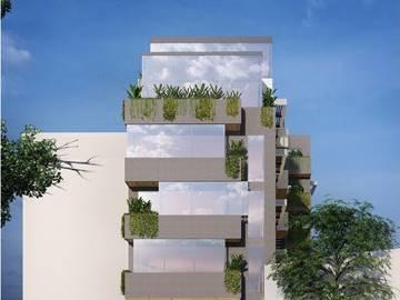 Cao ốc văn phòng cho thuê toà nhà Mộc Gia Yên Thế, Quận Tân Bình - vlook.vn
