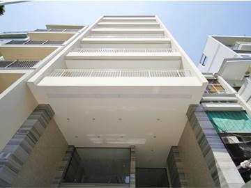 Cao ốc văn phòng cho thuê toà nhà NC Building Phổ Quang, Quận Tân Bình, TPHCM - vlook.vn