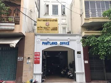 Cao ốc văn phòng cho thuê toà nhà Phatland Office Bàu Bàng, Quận Tân Bình - vlook.vn