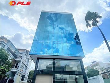 Cao ốc văn phòng cho thuê toà nhà PLS Building Nguyễn Huy Tưởng, Quận Bình Thạnh - vlook.vn