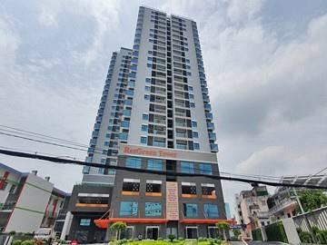 Cao ốc văn phòng cho thuê toà nhà ResGreen Tower, Thoại Ngọc Hầu, Quận Tân Phú - vlook.vn