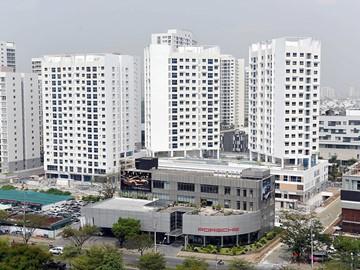 Cao ốc văn phòng cho thuê toà nhà Scenic Valley, Nguyễn Văn Linh, Quận 7, TPHCM - vlook.vn