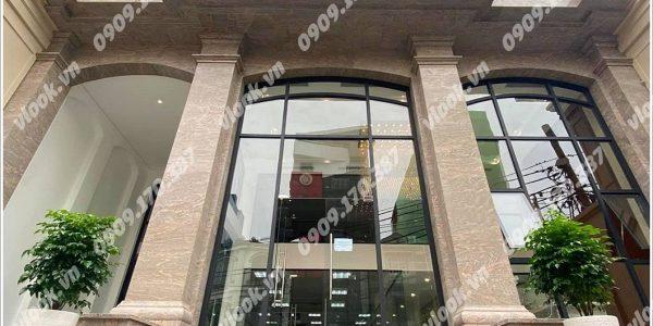 Cao ốc văn phòng cho thuê toà nhà The Sun Đường 12, Trần Não, Quận 2, TPHCM - vlook.vn